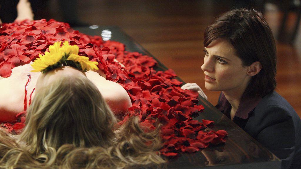 Las fotos del capítulo 'Flores para tu tumba', primer capítulo de 'Castle'