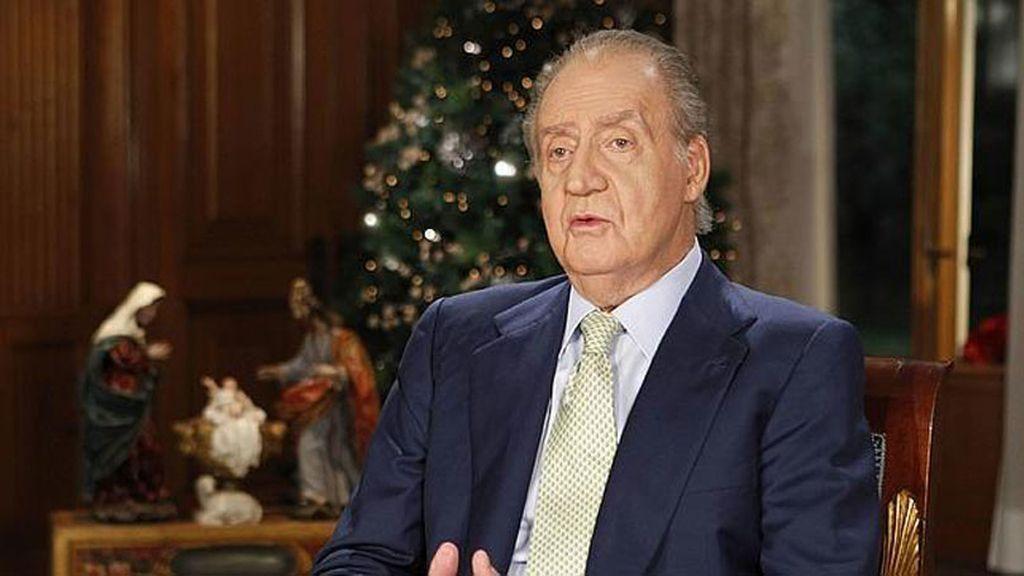 El discurso navideño del Rey del 2011