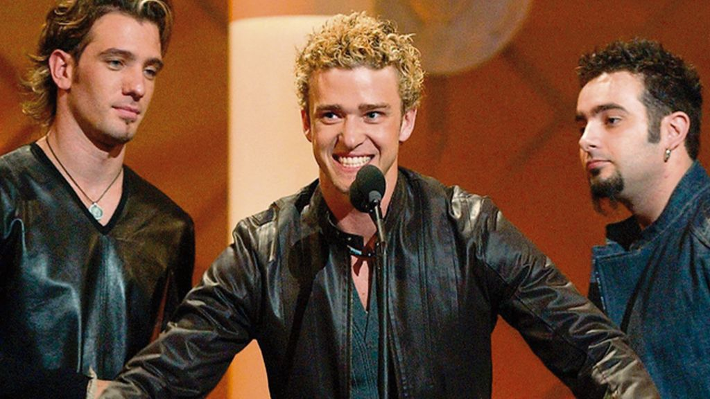 Justin Timberlake, en contra del manager de N Sync