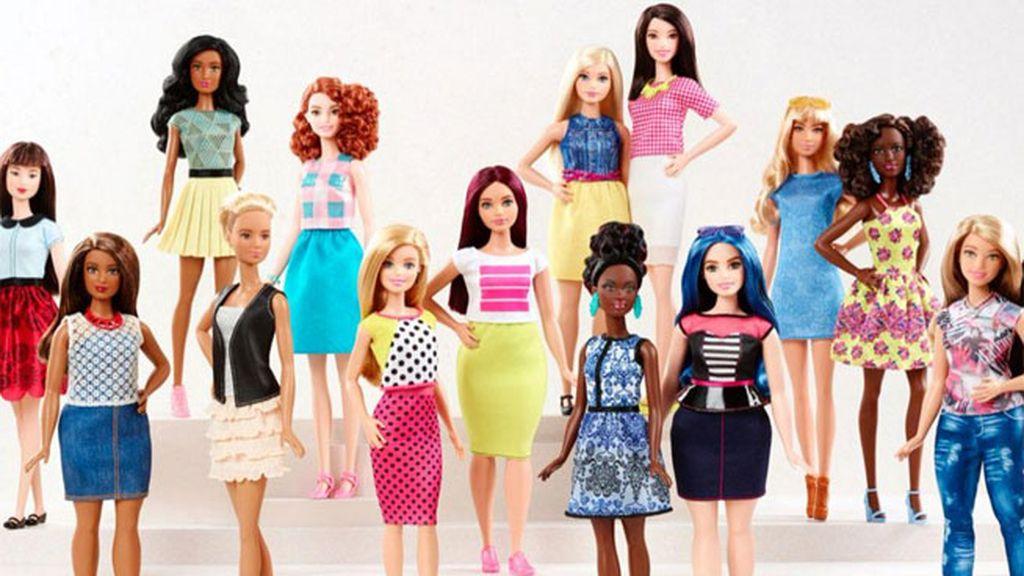 barbie evolves