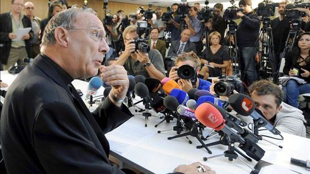 """La Iglesia católica de Bélgica reconoció """"errores"""" en la gestión de los casos de abusos. Vídeo: Informativos Telecinco"""