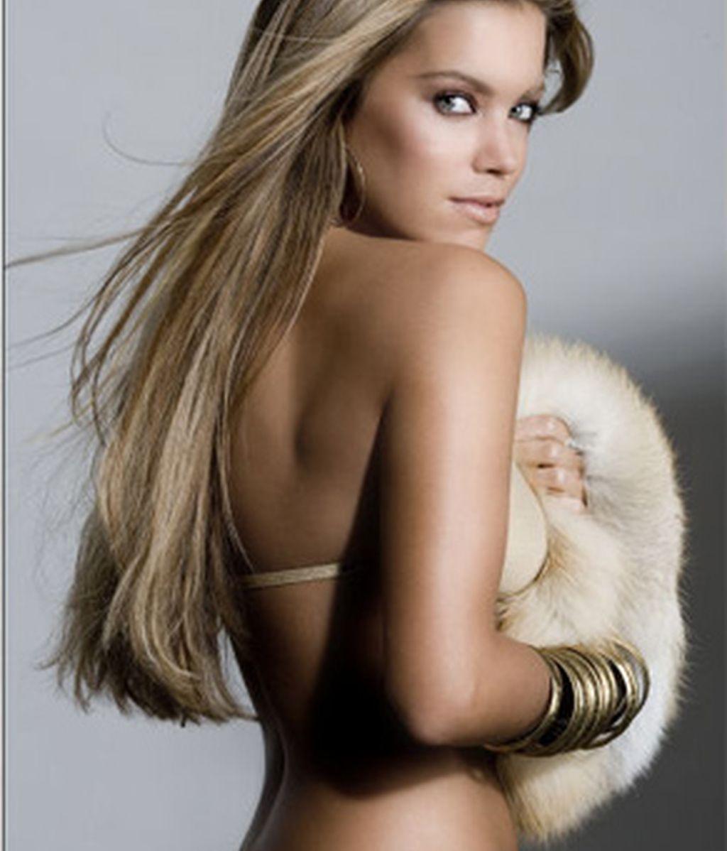 Una super modelo y actriz