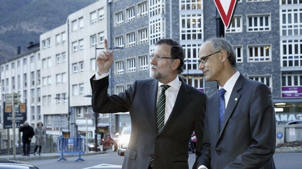 Rajoy en Andorra