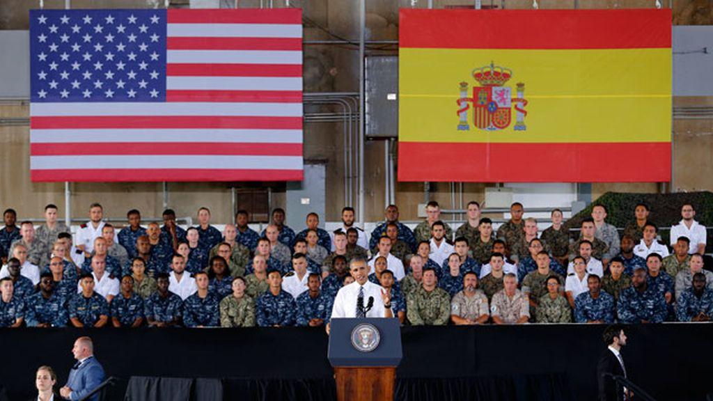 Visita de Barack Obama a España