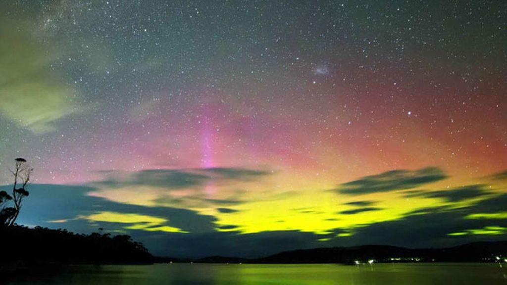 Mágicas Auroras Boreales
