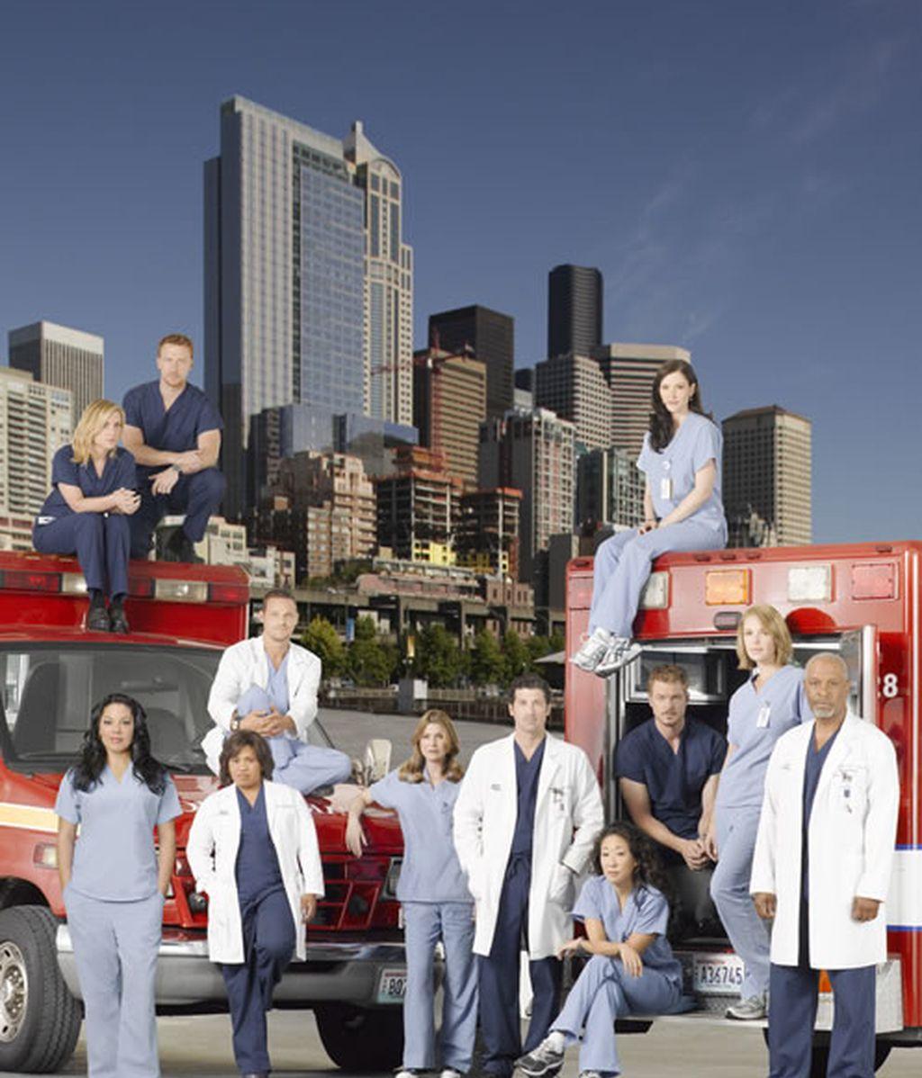 Anatomía de Grey: sexta temporada
