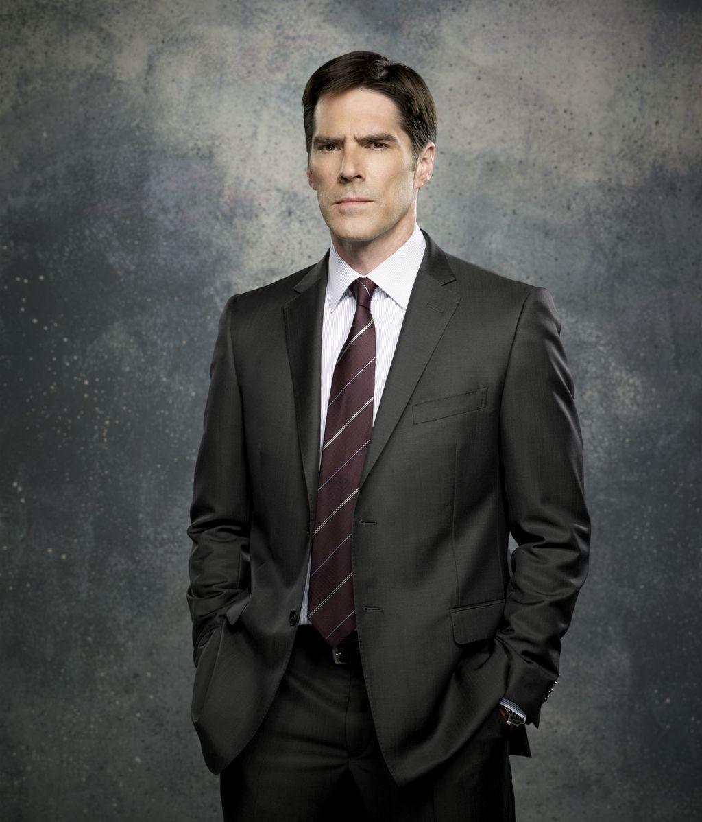 Aaron 'Hotch' Hotchner (interpretado por Thomas Gibson)