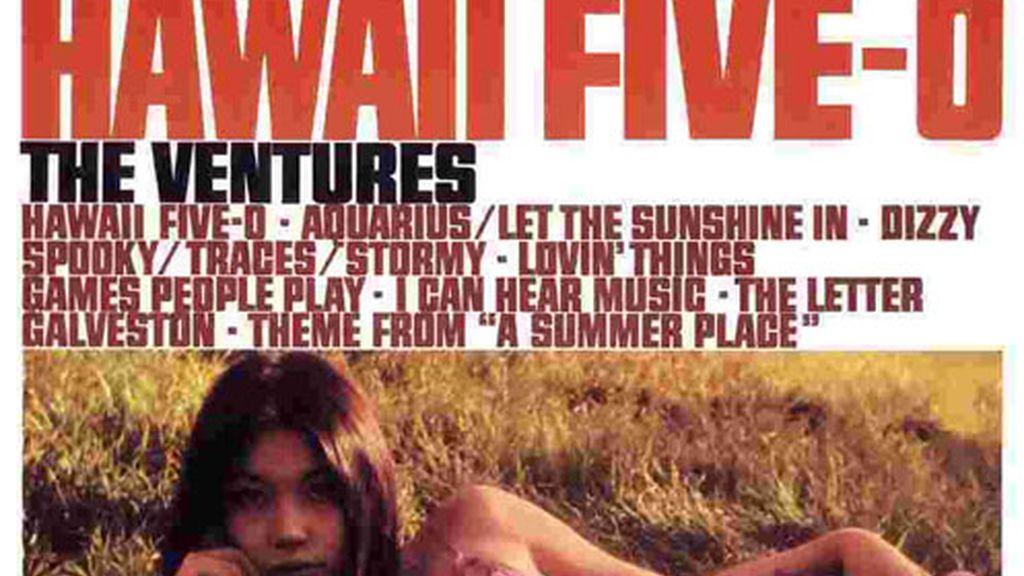 Los Ventures pusieron música a Hawai 5.0