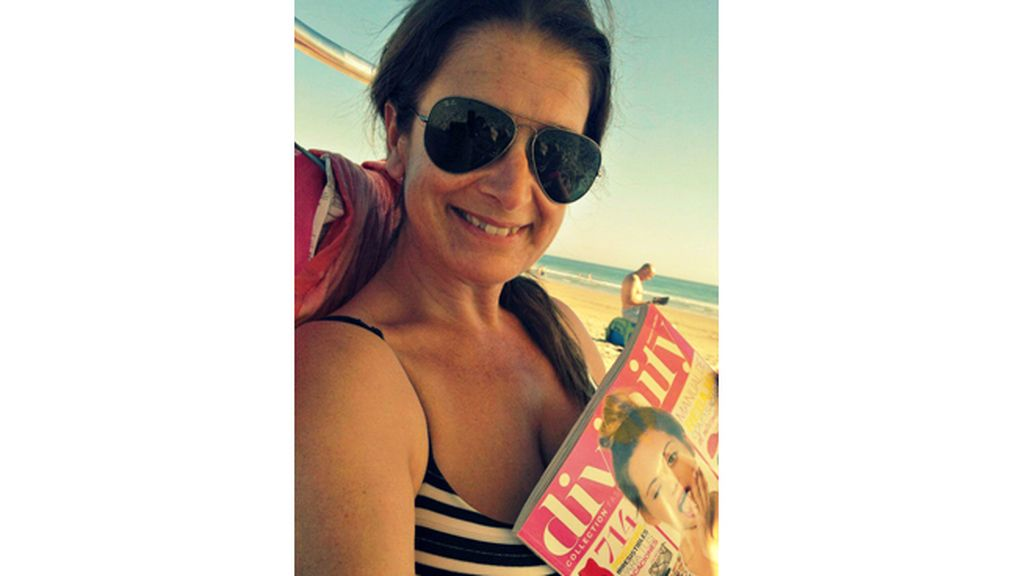 La foto de Virginia (Cádiz) para el concurso 'Envíanos tu selfie con la Revista Divinity'