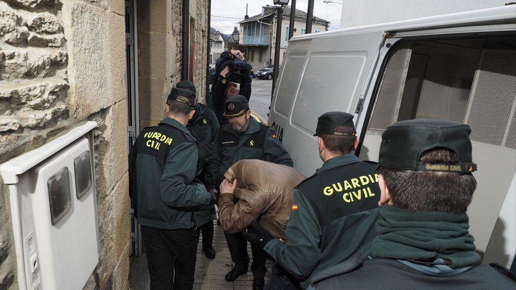 Crimen machista en Becerreá