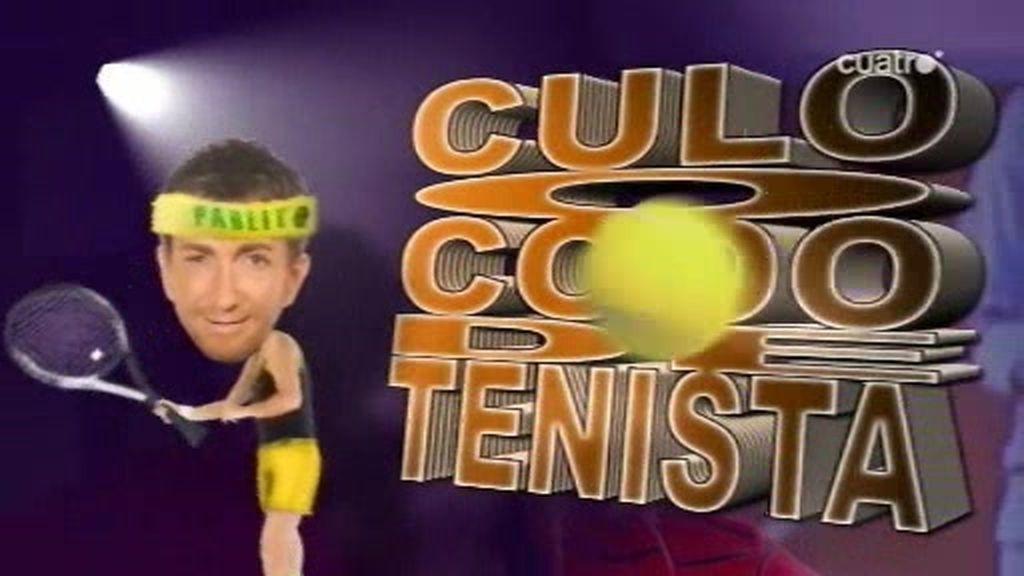 Juan Carlos Ferrero juega al culo o codo con Trancas y Barrancas