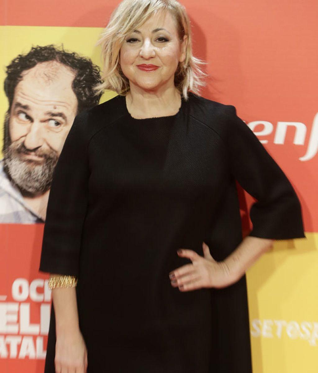 Presentación de gala de '8 apellidos catalanes' en la Gran Vía madrileña