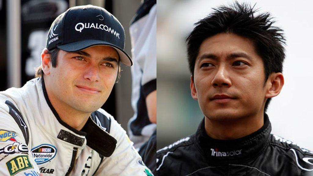 China Racing: Nelson Piquet y Ho-Pin Tung