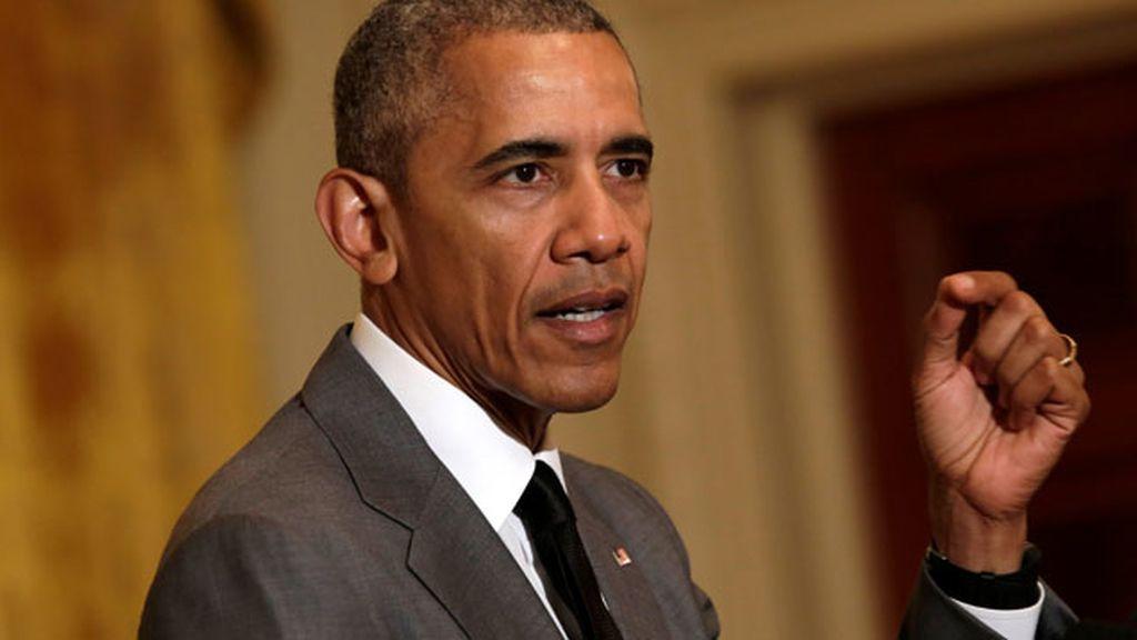 Barack Obama, atentado en Niza
