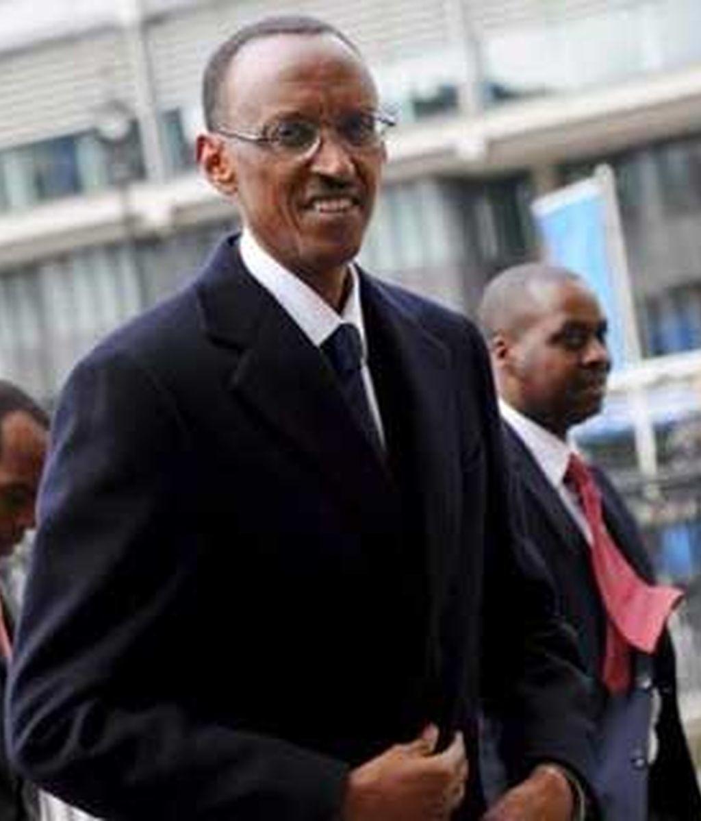 La presencia de Kagame en Madrid ha despertado la polémica. FOTO: EFE / Archivo
