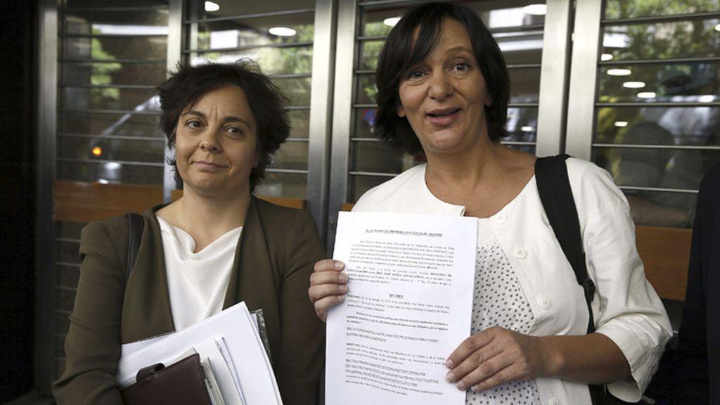 Aznar no asiste al acto de conciliación con Podemos