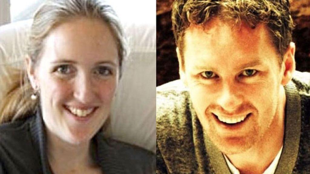 Katrina Dawson,Tori Johnson,rehenes muertos