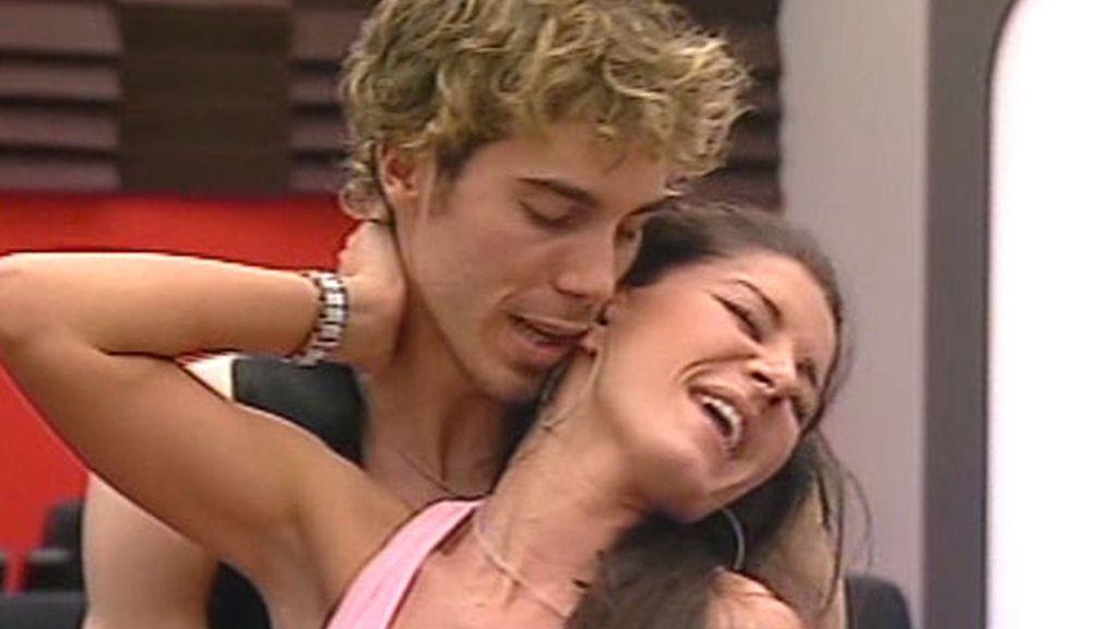 El casi 'orgasmo de Mimi'
