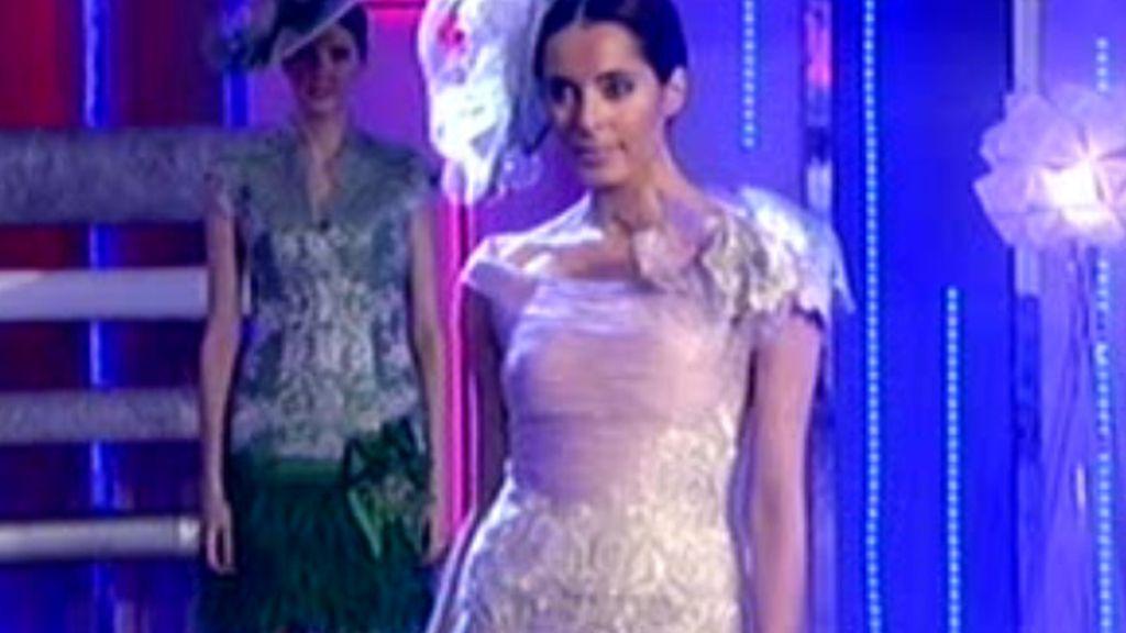 'Higar novias' presenta la colección 2013 de fiesta