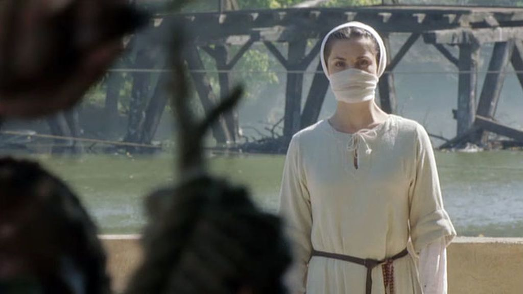 Inglaterra, arrasada por la peste negra en el siglo XIV
