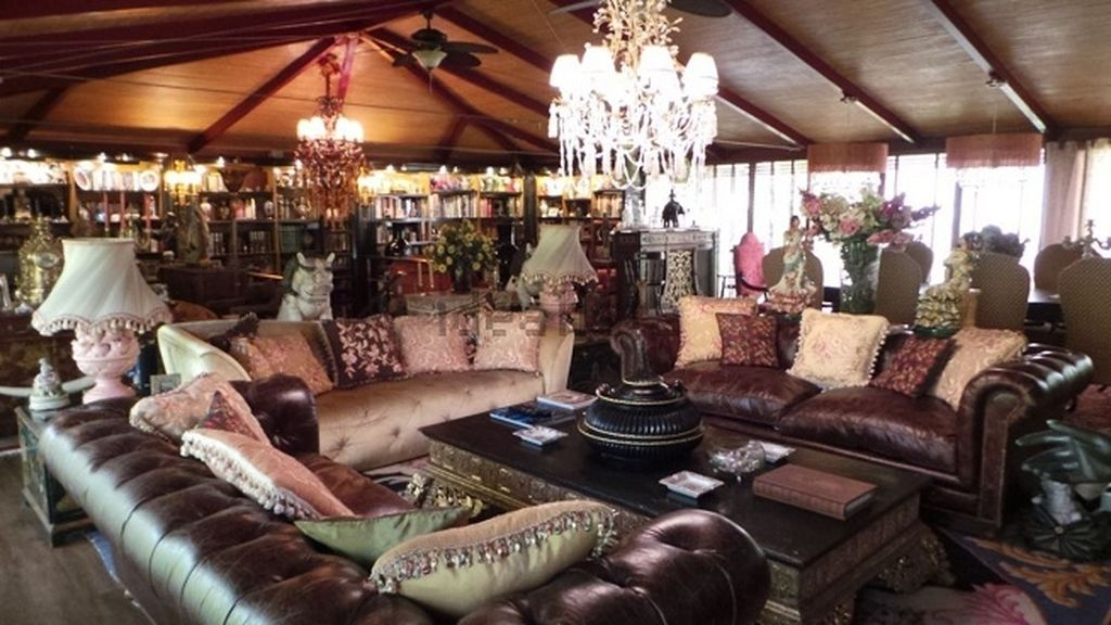 La casa de Rappel, en venta
