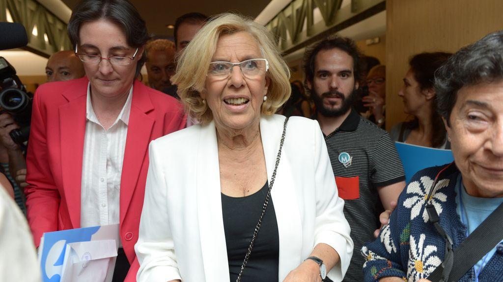 El nuevo Gobierno de Madrid contará con tres concejalías más y tres tenientes de alcalde
