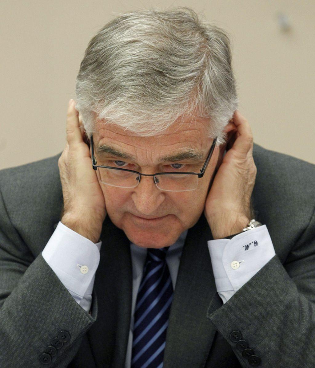 Gonzalo Moliner presenta la Memoria Judicial de 2011 ante la Comisión de Justicia del Congreso