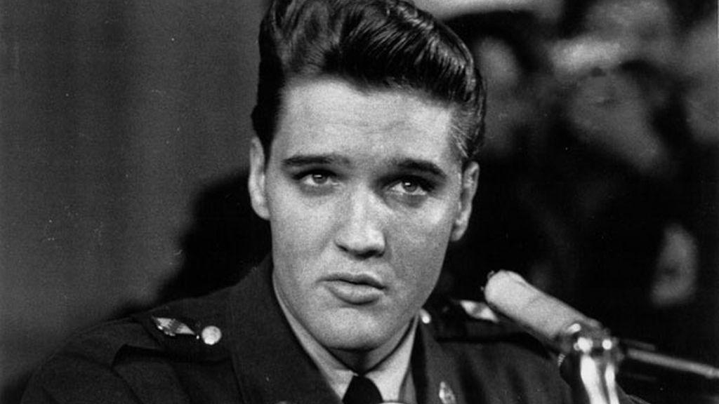 3. Elvis Presley sigue siendo un habitual en los primeros puestos