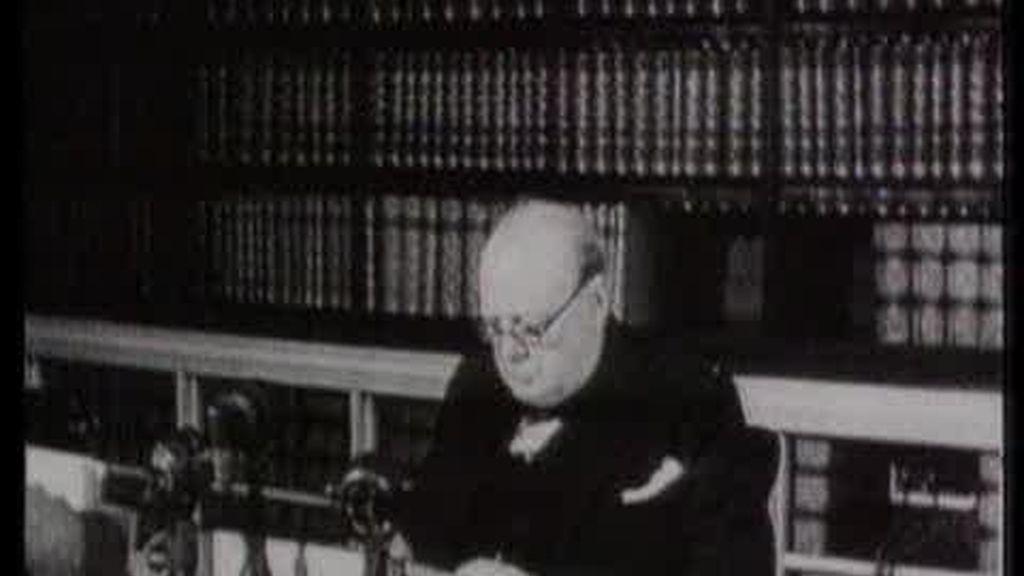 Churchill en la lista de éxitos musicales