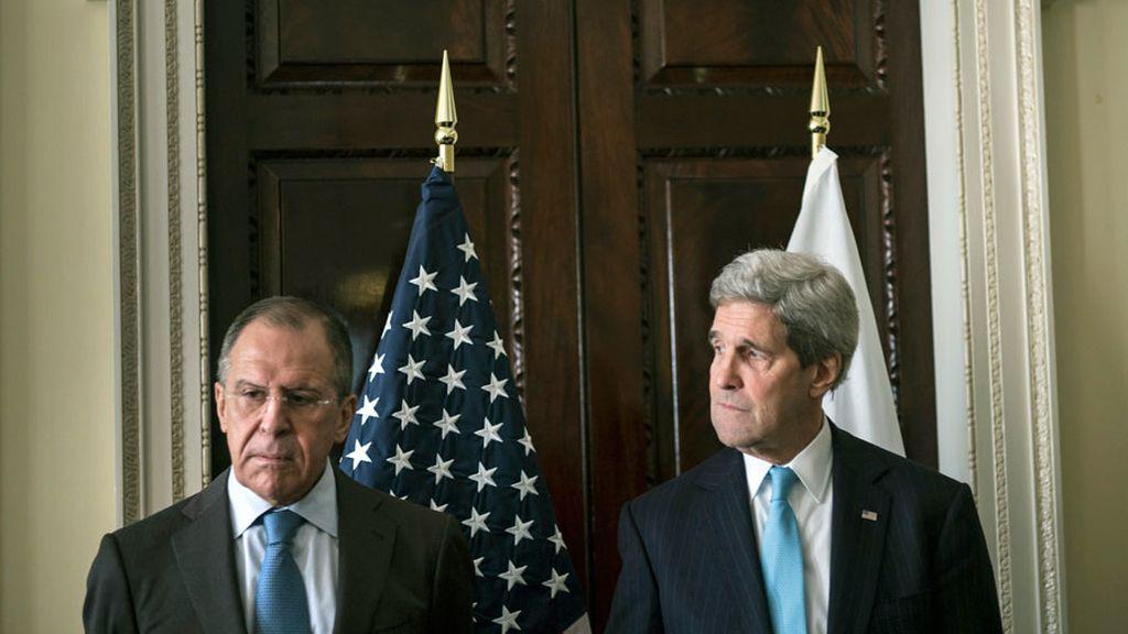 Kerry y Lavrov, reunidos en Londres por la crisis en Crimea