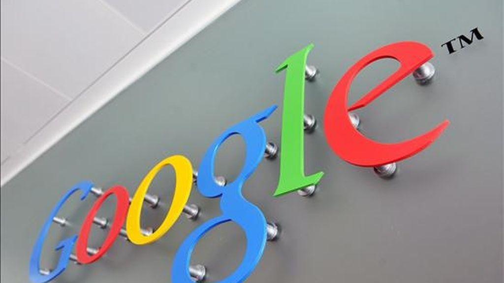 El servicio se asemeja en parte al Twitter o Facebook y Google no oculta que espera integrar de alguna manera la herramienta en estas populares redes sociales. EFE/Archivo
