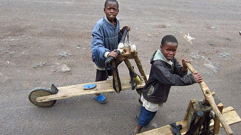 Expedición a los volcanes más activos de África