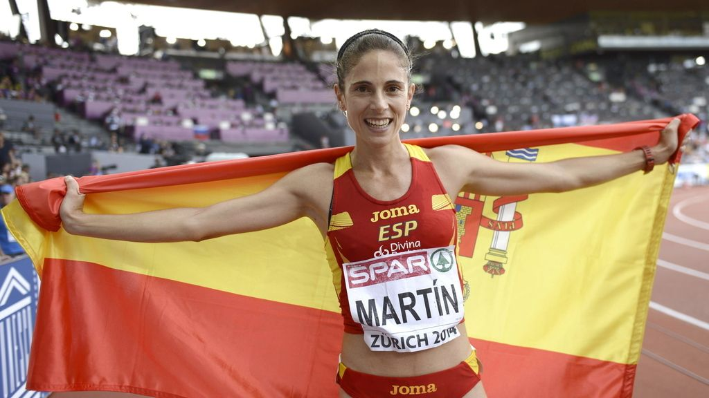 Diana Martín suma el quinto metal para el atletismo Español