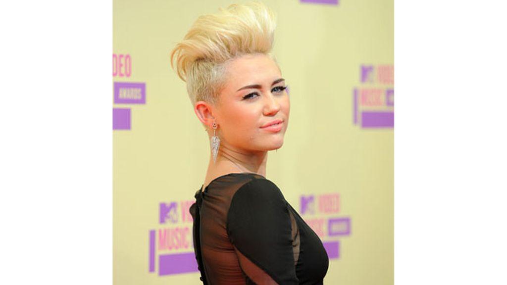 Música y glamour en los MTV