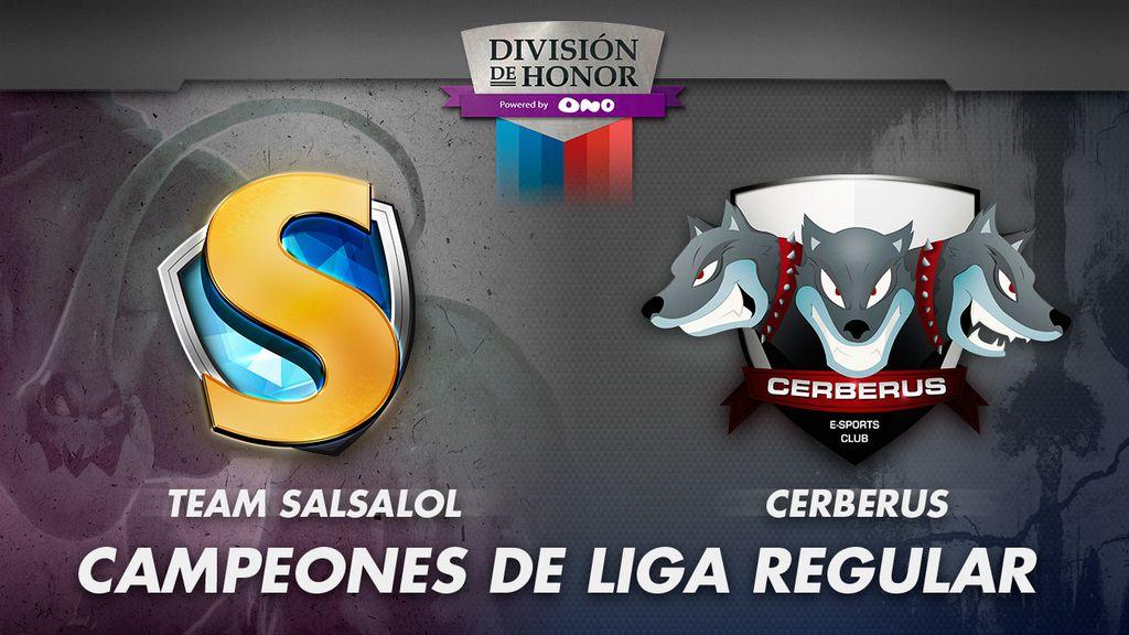 eSports, LVP, campeones, Temporada 6, Team SalsaLoL, Cerberus