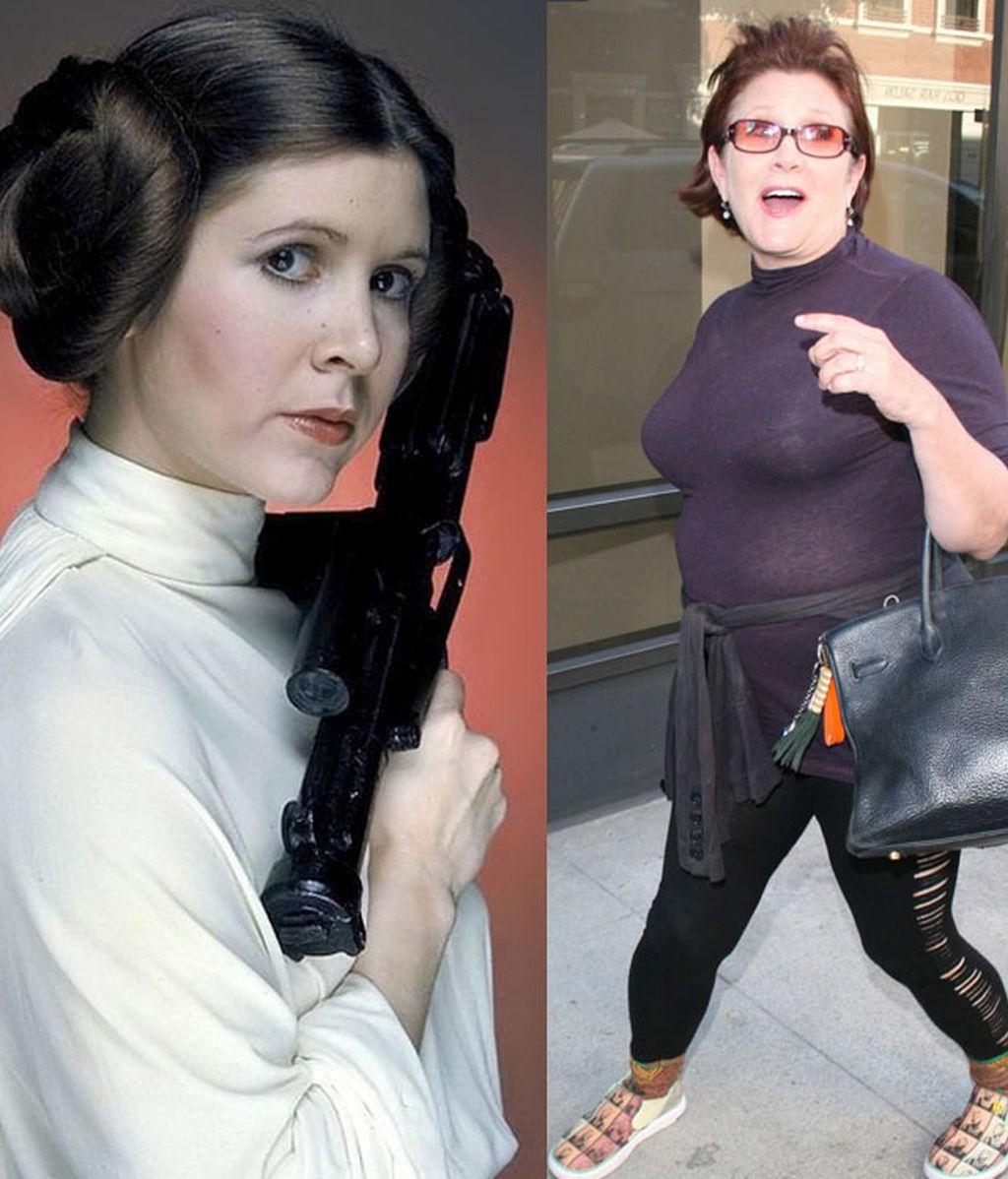 Leia, la princesa sin Guerra ni galaxia