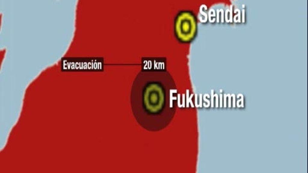 Evacuación, exclusión y alerta en Tokio