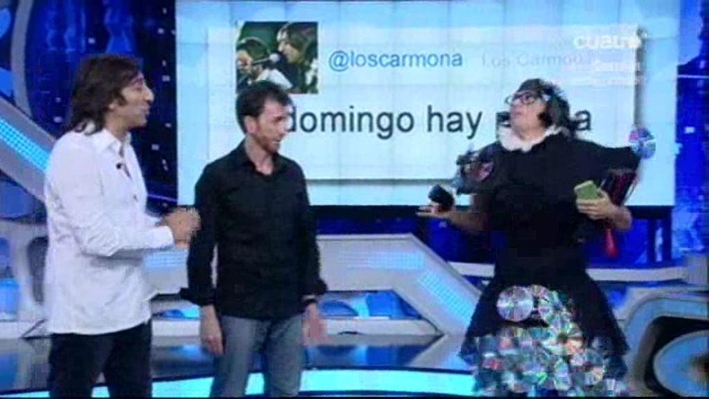La experta en twitter de El Hormiguero