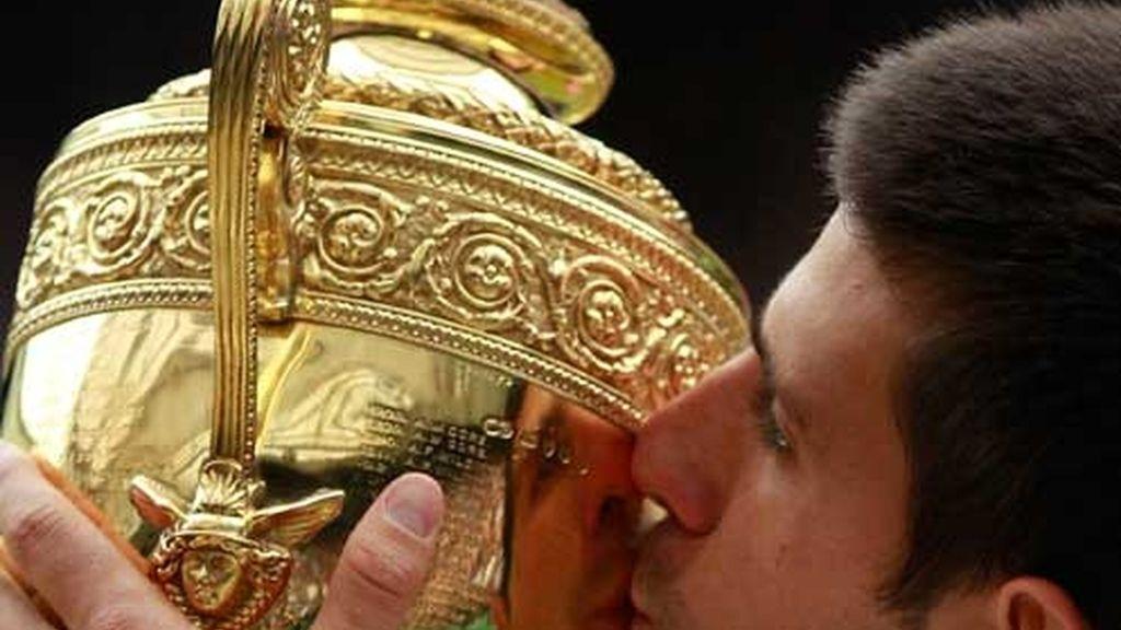 Djokovic, campeón de Wimbledon 2011