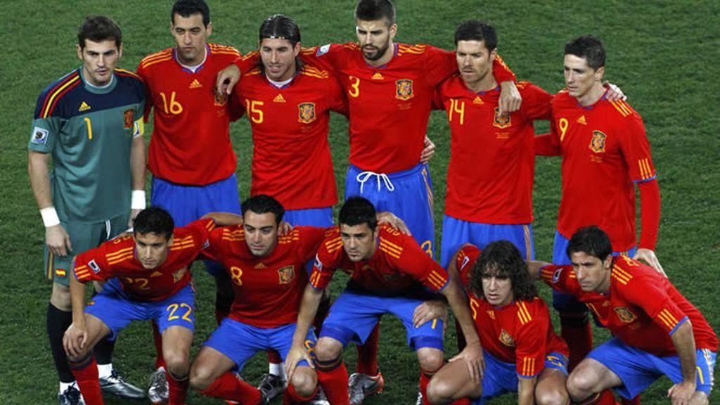 España se juega el pase frente a Chile