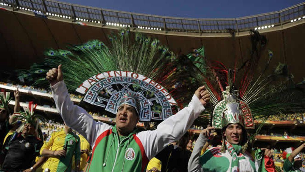 Mundial 2010: ¡Comienza la magia en Sudáfrica!