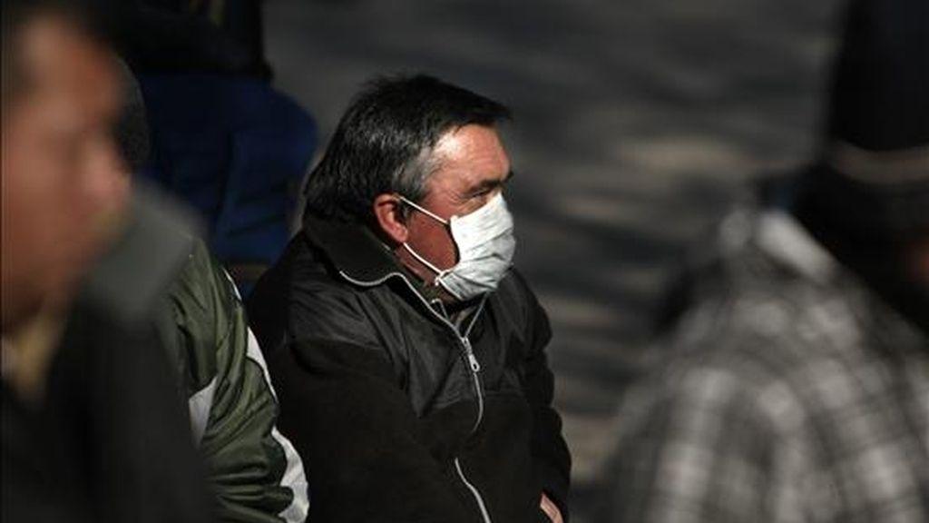 Santa Cruz es la región boliviana donde más casos de gripe A se han detectado, con 55 afectados de los 76 confirmados en todo el país. EFE/Archivo