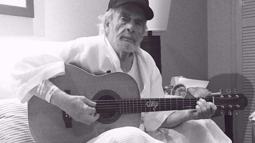 Muere Merle Haggard, icono de la música country