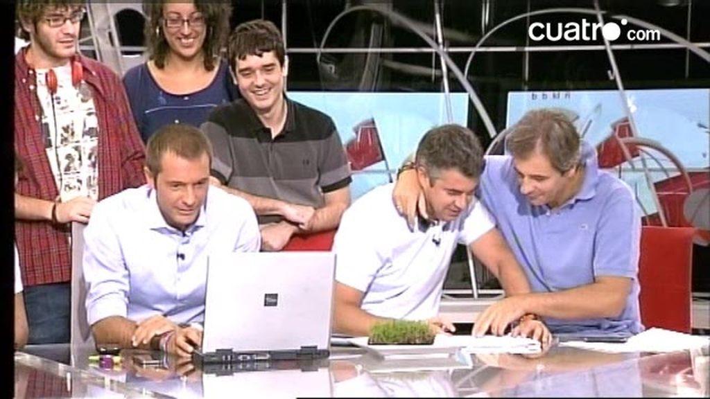 Videochat Los Manolos 23 de septiembre 2010 (1 de 2)