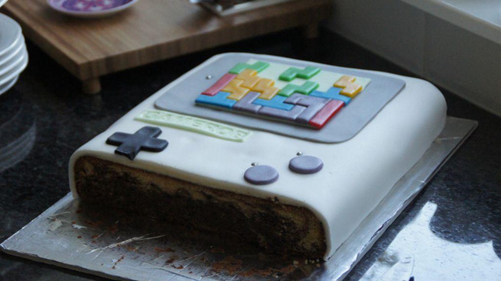 La tarta de cumpleaños
