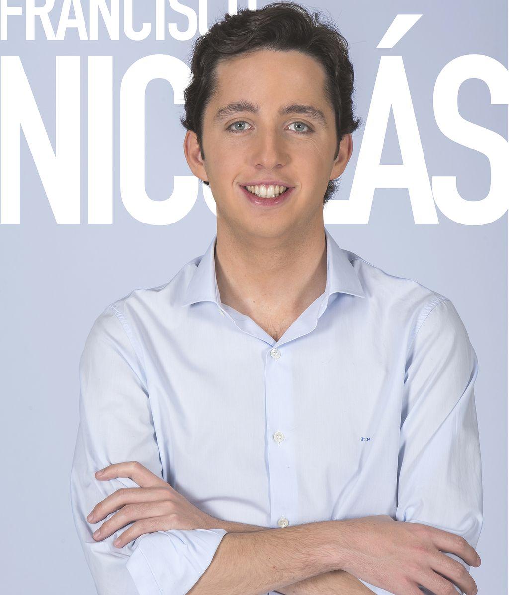 Francisco Nicolás, del C.N.I. a 'GH VIP'
