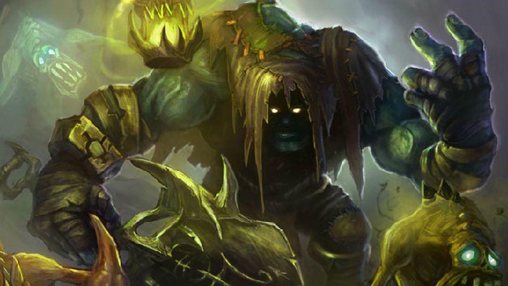 Yorick, League of Legends, eSports