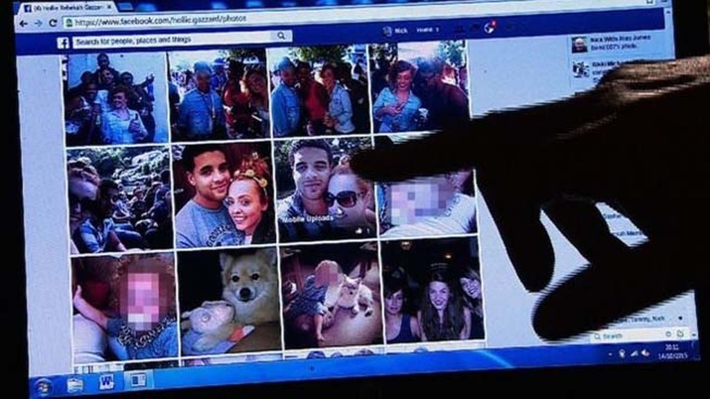 Denuncia su sufrimiento al seguir viendo fotos de su hija en Facebook junto a su asesino