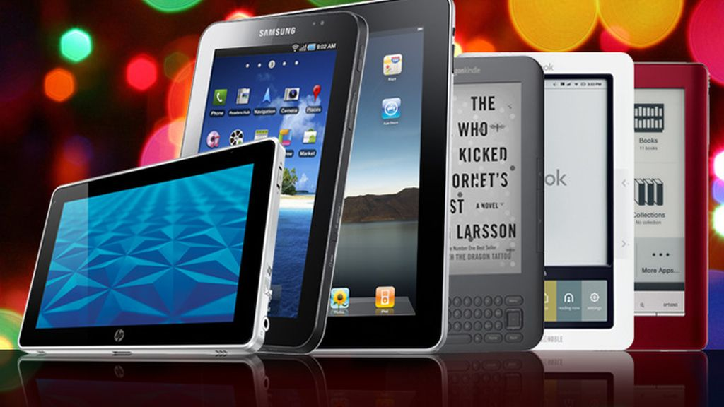 tablets tabletas libros electrónicos lectores de ebook, ereaders