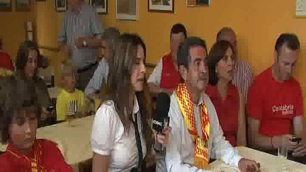 INÉDITO. CQC pasa la semifinal de España con Miguel Ángel Revilla